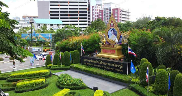 King Mongkut's University of Technology Thonburippp